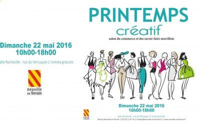 L'événement a ne pas louper en Mai : Le Printemps Créatif